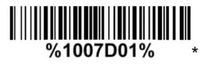 Сканер штрих-кода Mindeo MD6600 HD